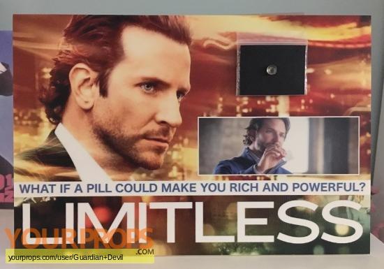 Limitless original movie prop
