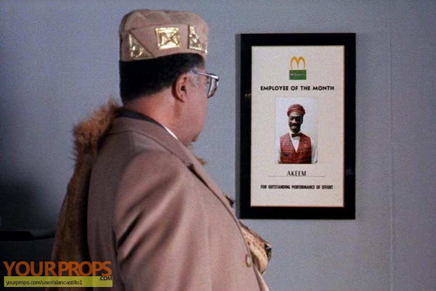 Coming To America replica movie prop