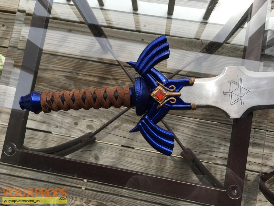 The Legend of Zelda  Ocarina of Time (video game) replica movie prop weapon