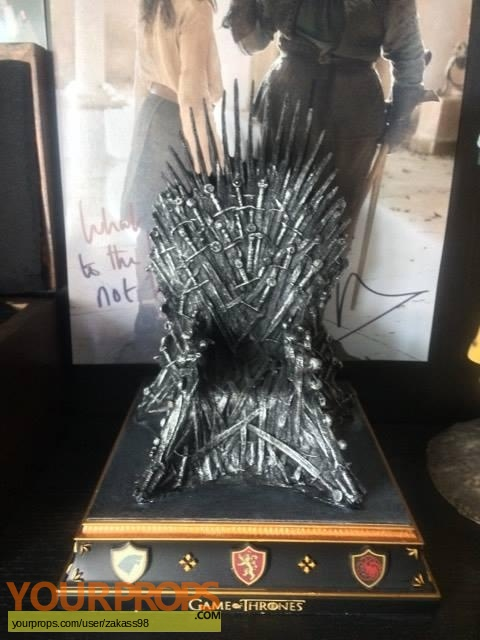 Game of Thrones The Noble Collection movie prop