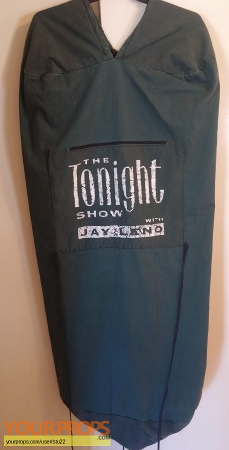 The Tonight Show with Jay Leno original movie costume