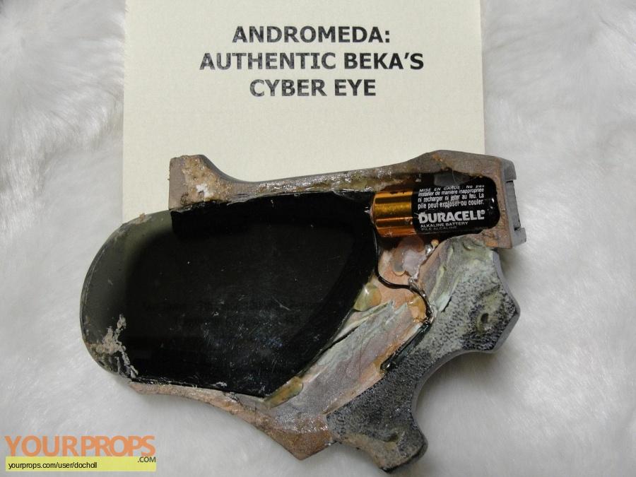 Andromeda original movie prop