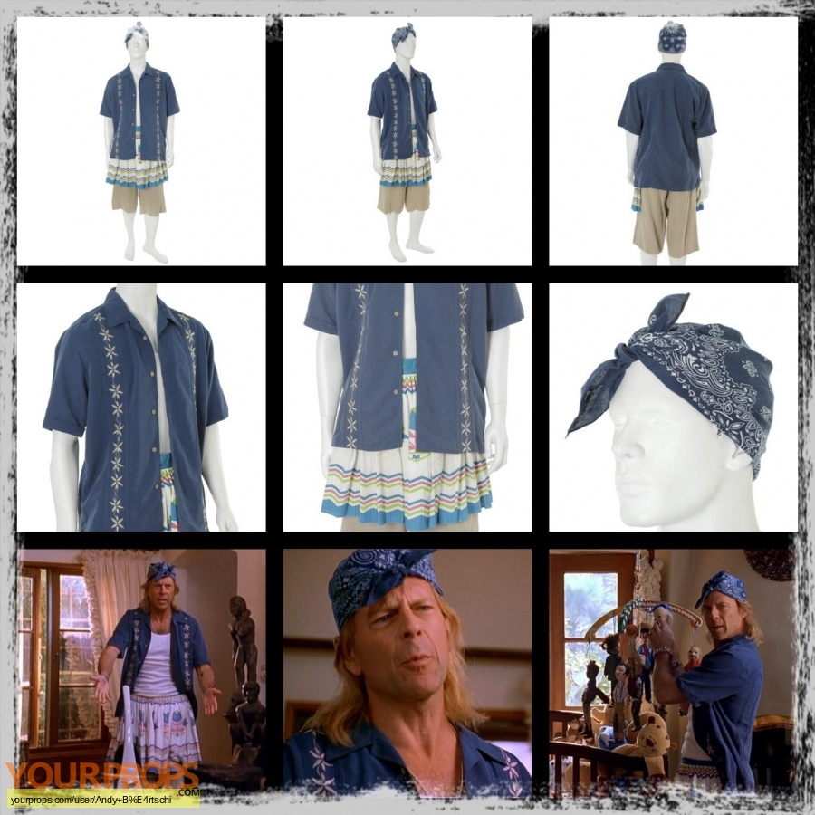 The Whole Ten Yards original movie costume