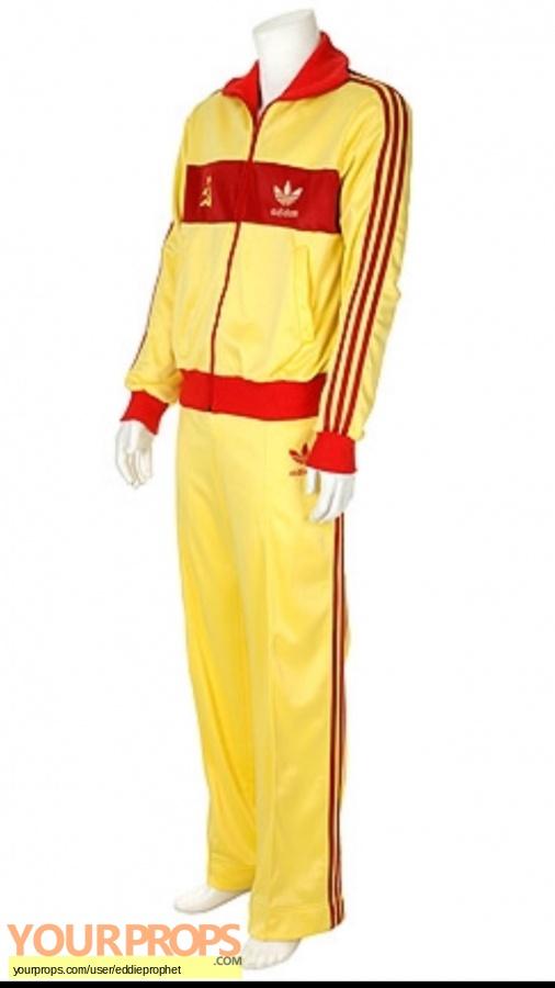 Rocky IV original movie costume