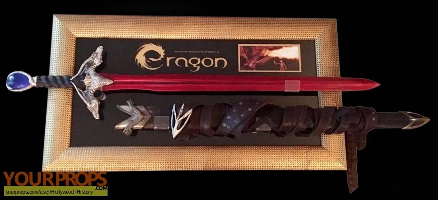Eragon original movie prop