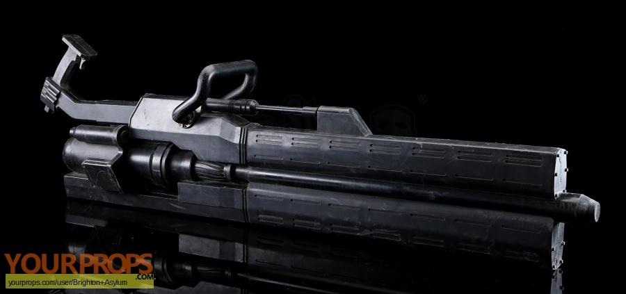 Terminator Genisys original movie prop weapon