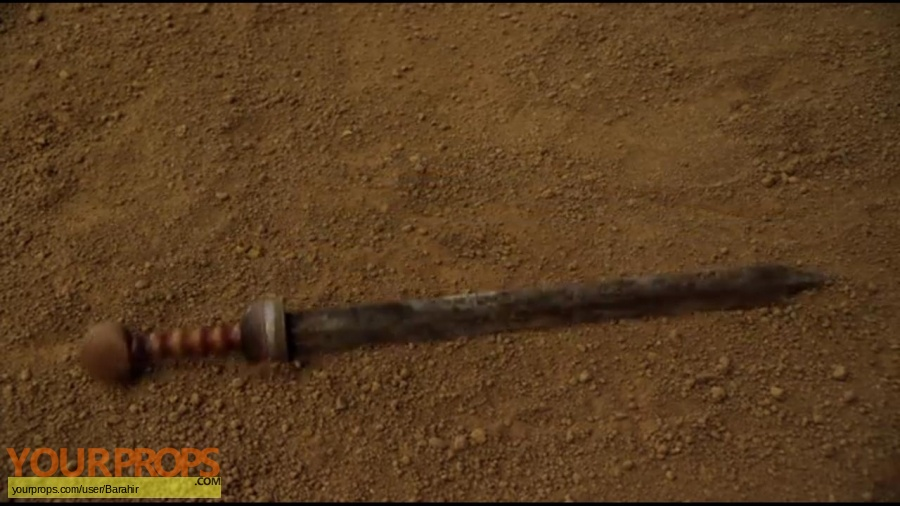 Spartacus  Gods of the Arena original movie prop weapon