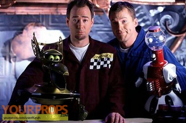 Mystery Science Theater 3000 original movie prop