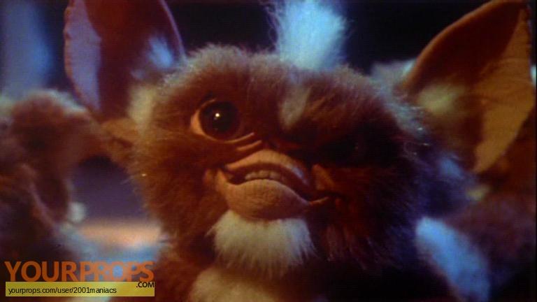 Gremlins Master Replicas movie prop