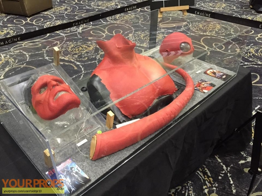 Hellboy original production material