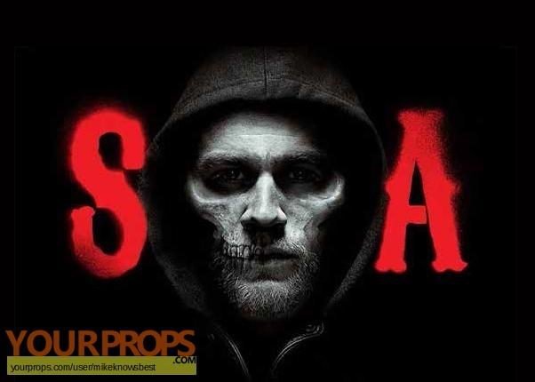 Sons of Anarchy original movie prop