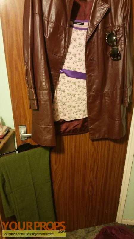 Buffy the Vampire Slayer made from scratch movie costume