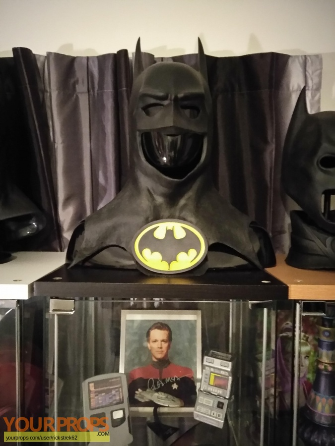 Batman 1989 replica movie costume