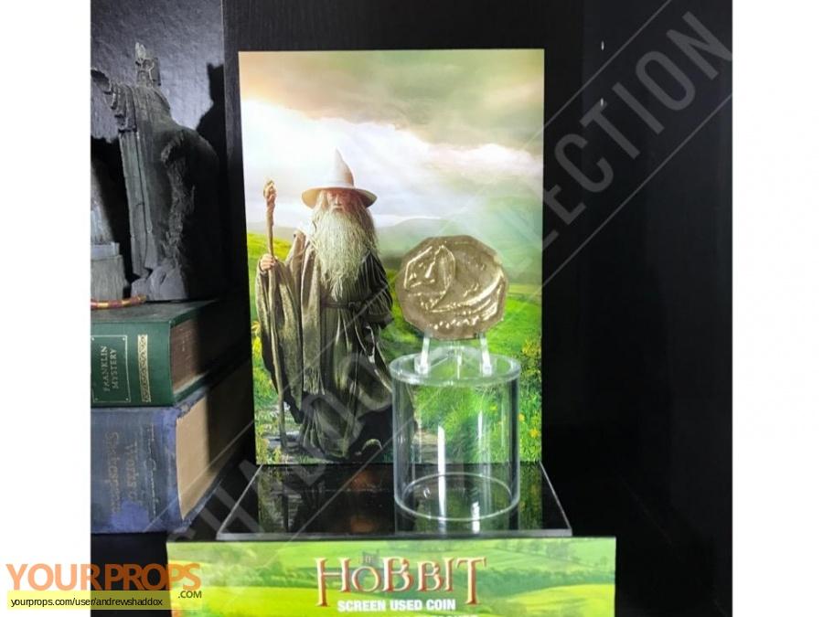 The Hobbit  An Unexpected Journey original movie prop