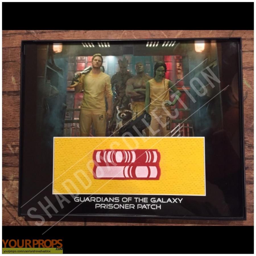Guardians of the Galaxy original movie prop