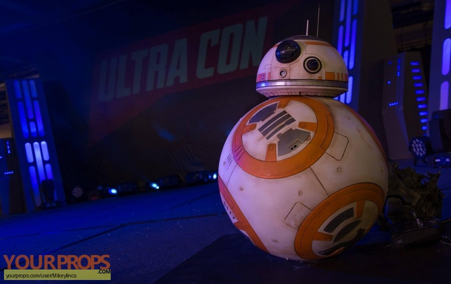 Star Wars  The Force Awakens made from scratch movie prop