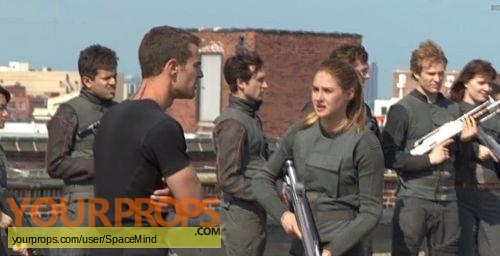Divergent original movie costume