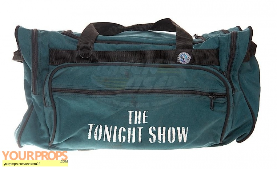 The Tonight Show with Jay Leno original production material