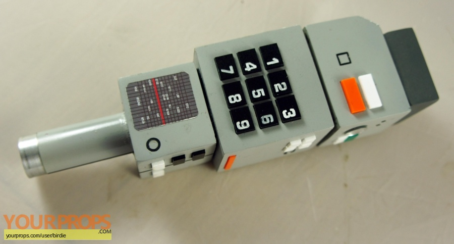 Space  1999 made from scratch movie prop