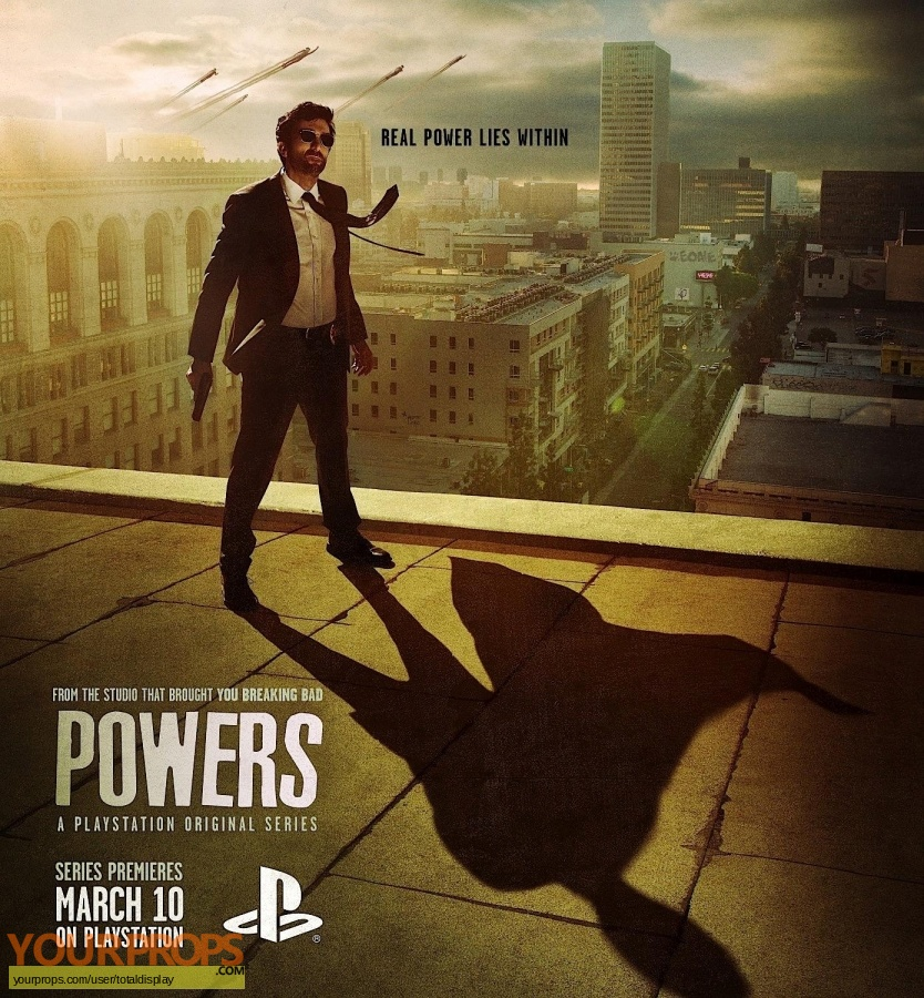 Powers original movie costume
