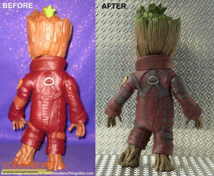 Guardians of the Galaxy Vol 2 replica movie prop