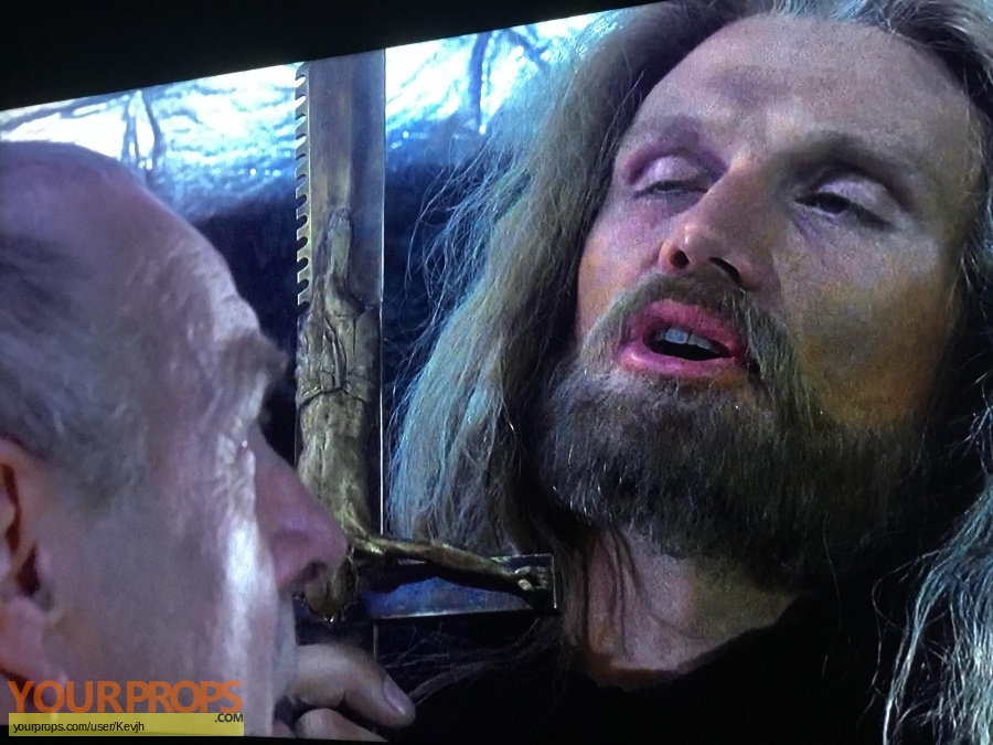 Johnny Mnemonic original movie prop