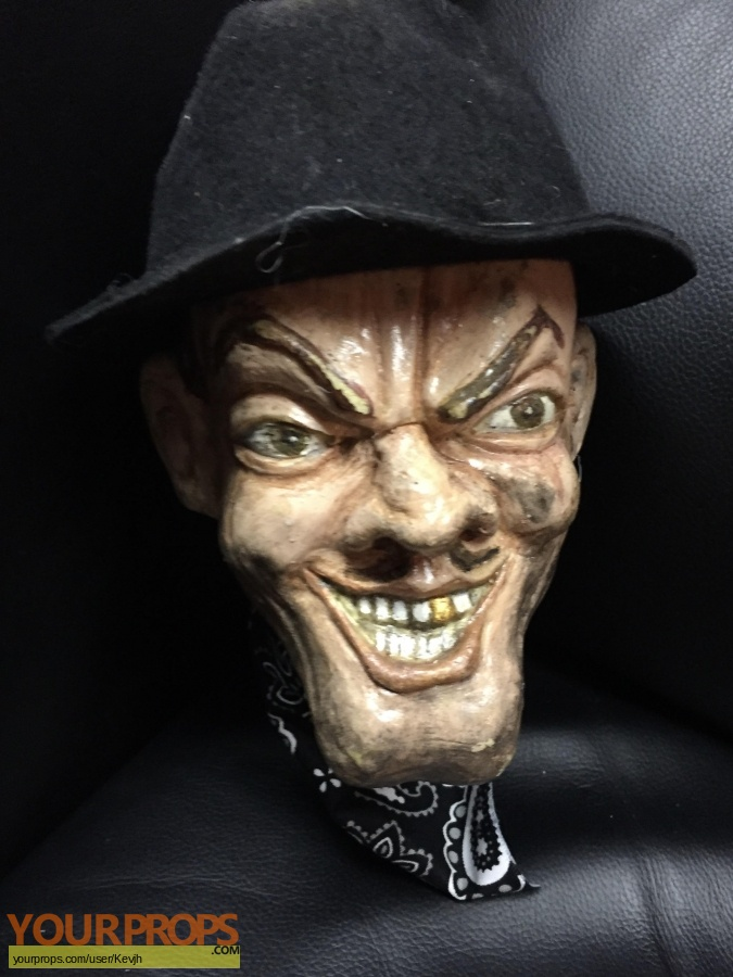Puppet Master X  Axis Rising original movie prop