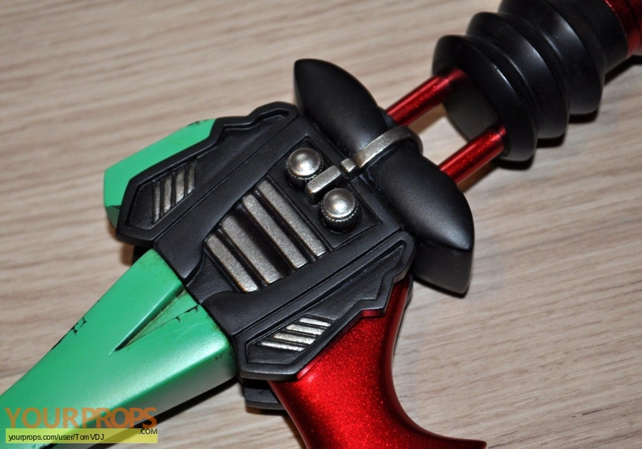 Mars Attacks  replica movie prop weapon
