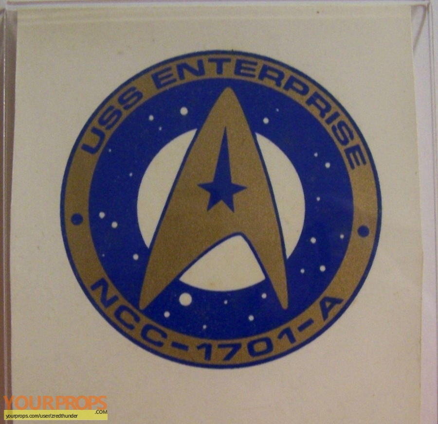Star Trek VI  The Undiscovered Country original production material
