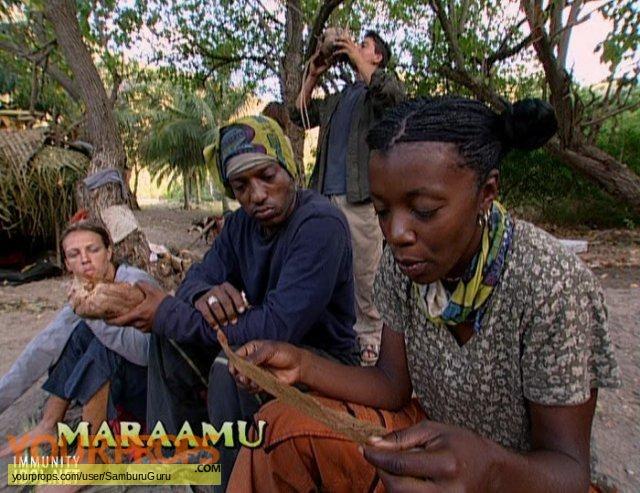 Survivor Marquesas original movie costume
