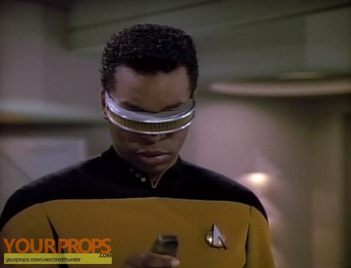 Star Trek  The Next Generation replica movie prop