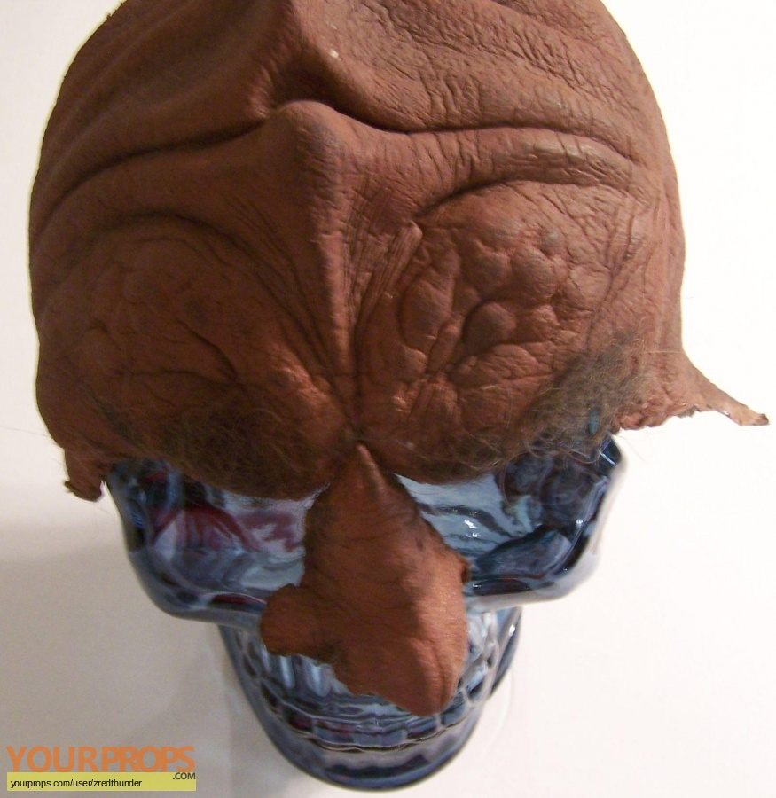 Star Trek  The Next Generation original make-up   prosthetics
