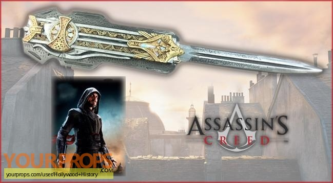 Assassins Creed original movie prop