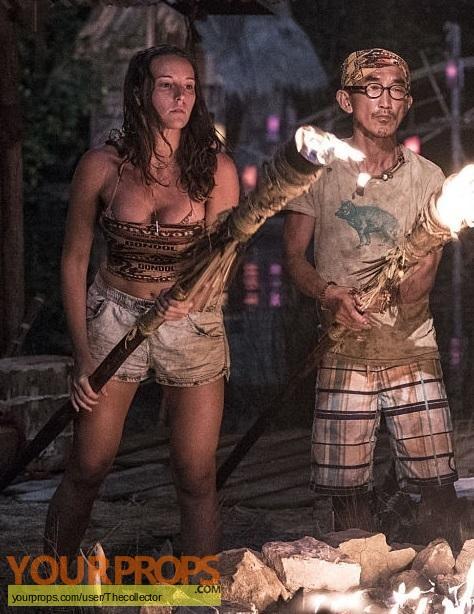 Survivor Kaoh Rong original movie prop