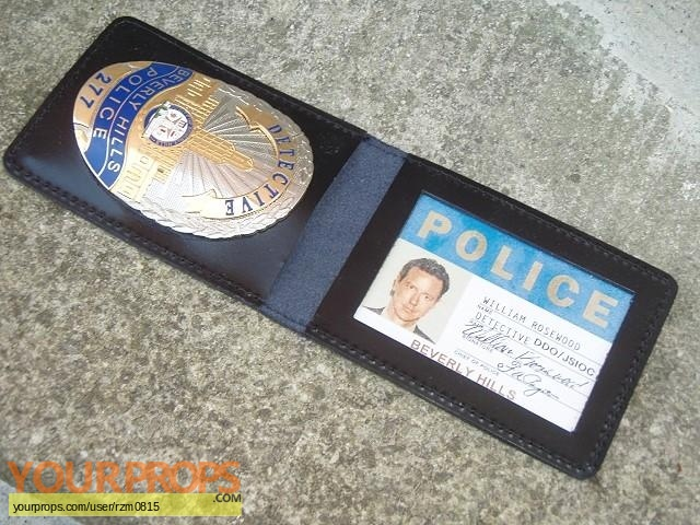 Beverly Hills Cop 2 replica movie prop
