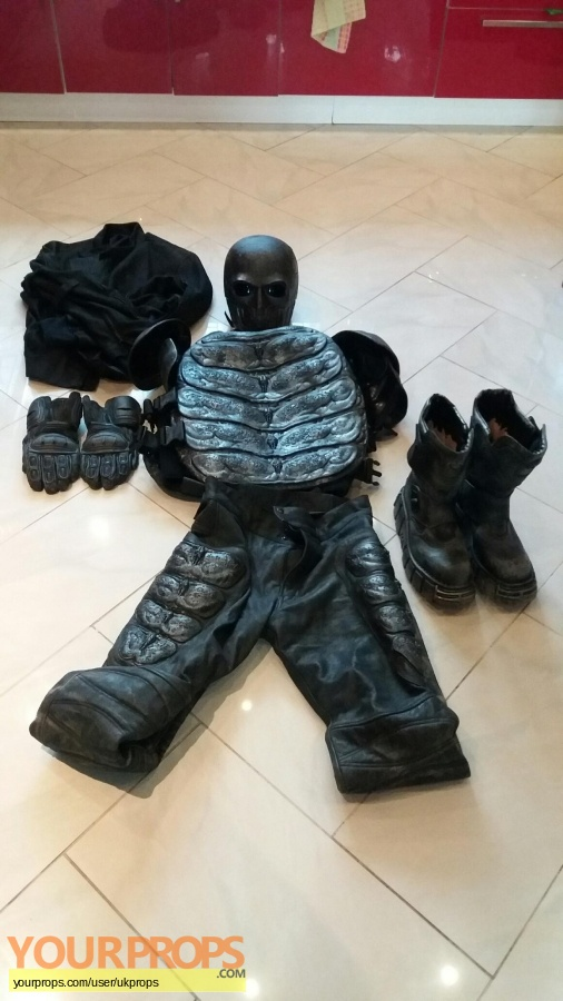 G I  Joe  The Rise Of Cobra original movie costume