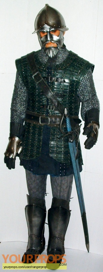 The Chronicles of Narnia  Prince Caspian original movie costume