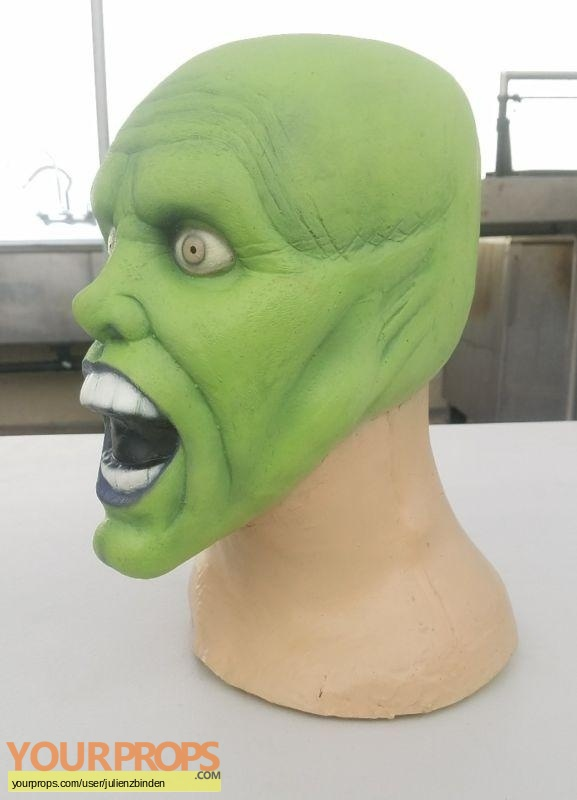The Mask Sideshow Collectibles movie prop