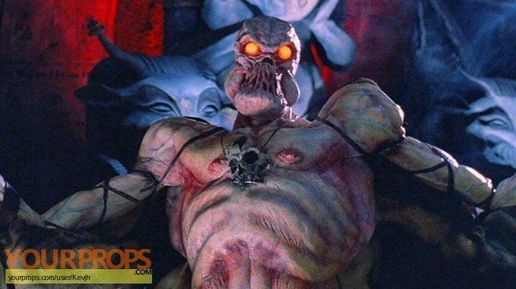 Puppet Master 4 original movie prop