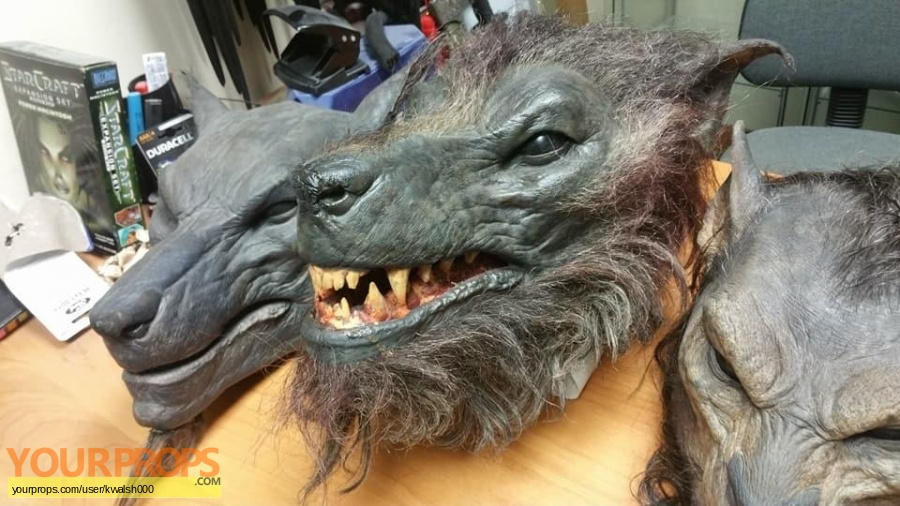 Underworld  Rise of the Lycans original movie prop