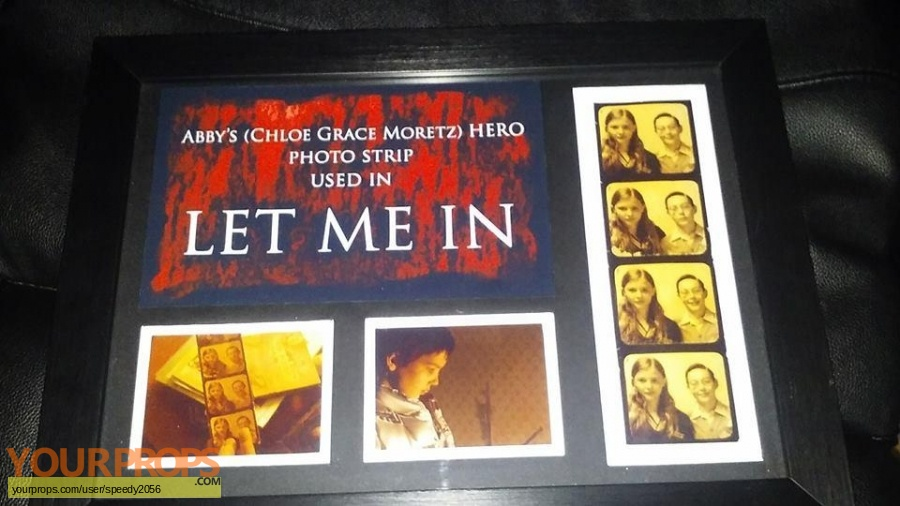 Let Me In original movie prop