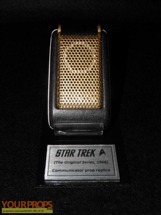 Star Trek replica movie prop
