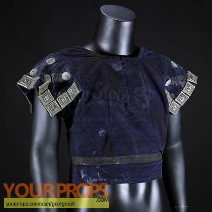 Troy original movie costume