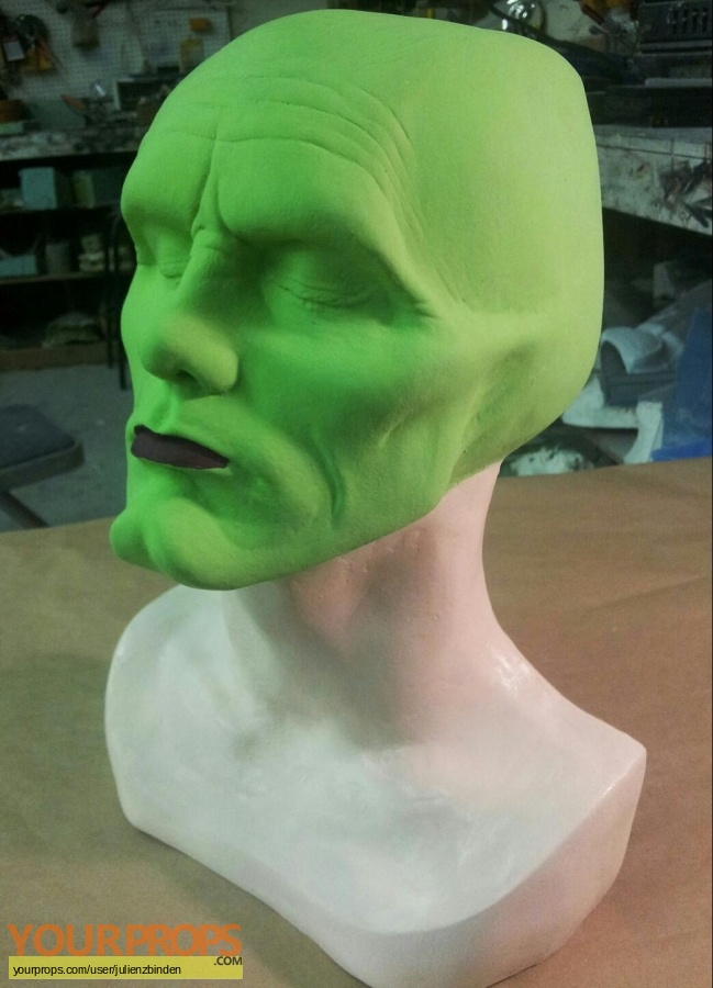 The Mask Master Replicas make-up   prosthetics