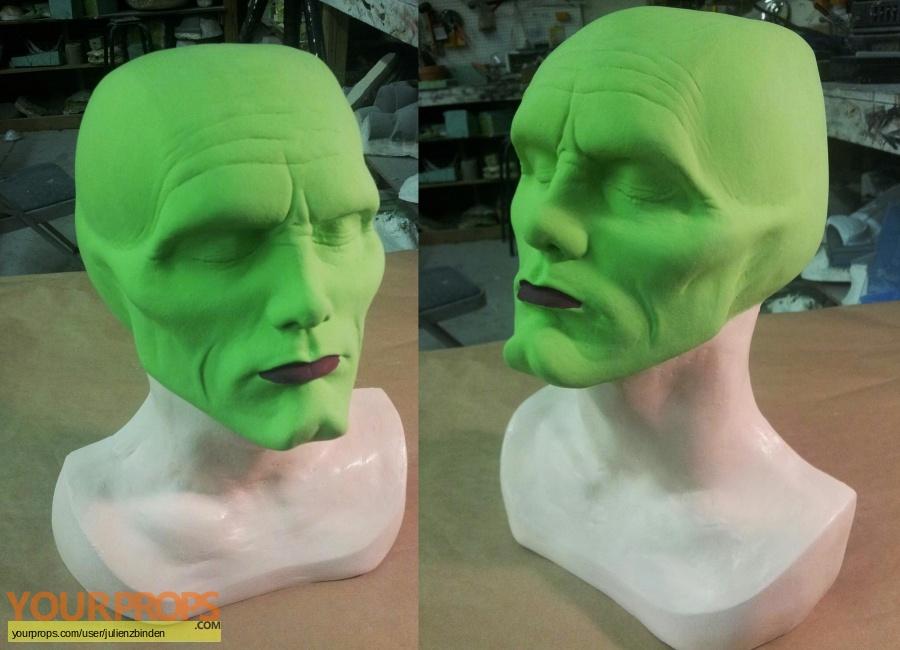 The Mask Master Replicas make-up   prosthetics