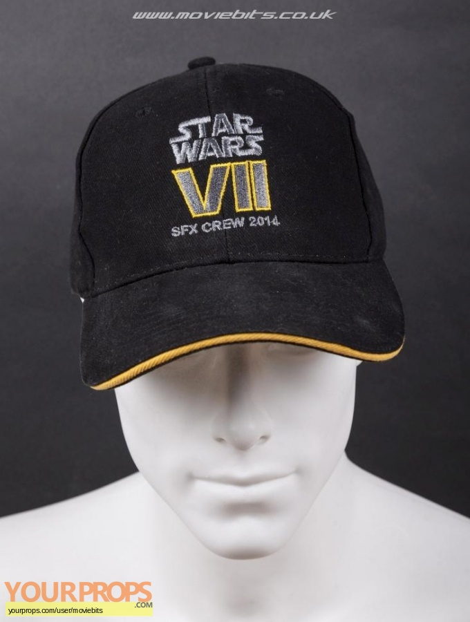 Star Wars  The Force Awakens original film-crew items