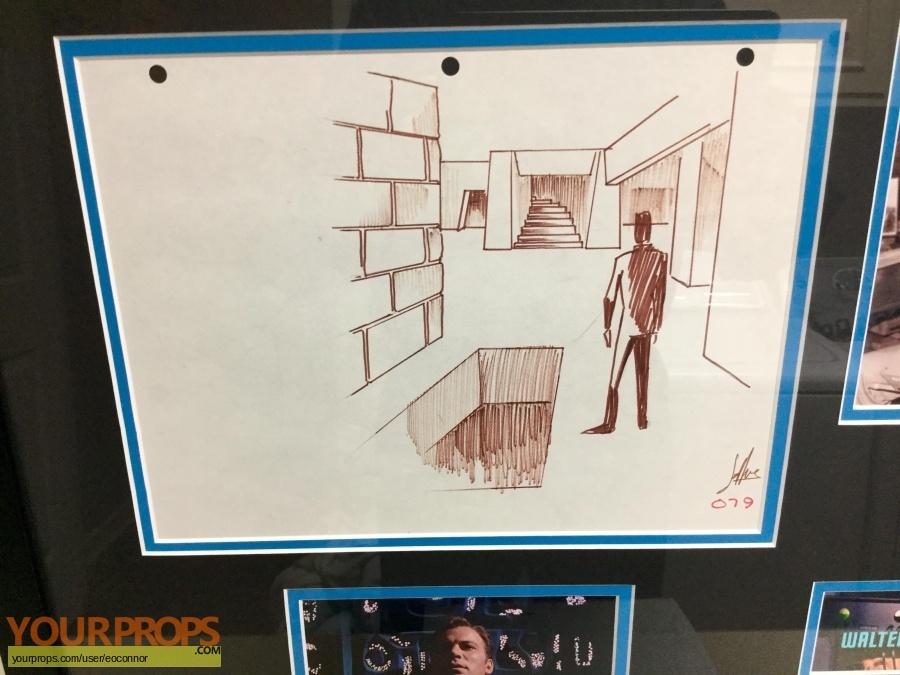 Star Trek The Original Series made from scratch production artwork