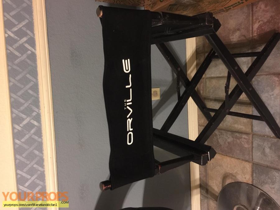 The Orville original film-crew items