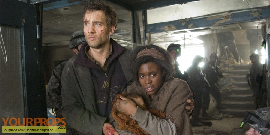 Children of Men original movie costume