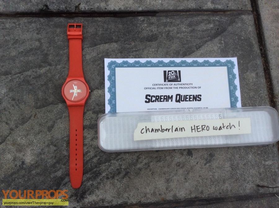 Scream Queens original movie prop
